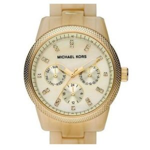 Michael Kors Jet Set Horn Ladies Watch